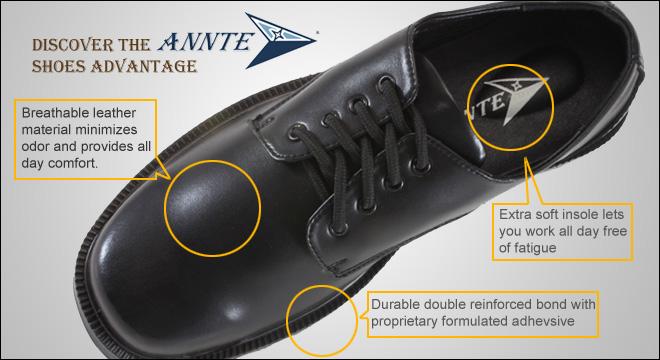 Discover the Annte Shoes advantage