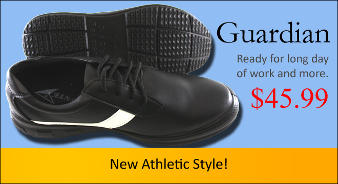 New Sports style Guardian