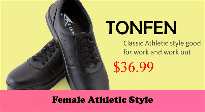 New Female Sports Style TONFEN