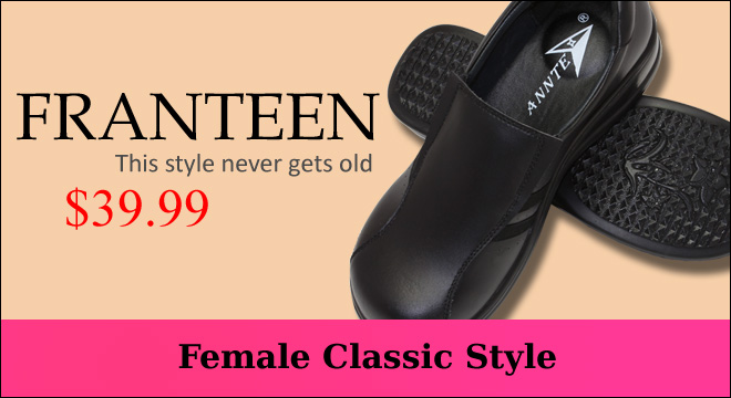 FRANTEEN, female classic style